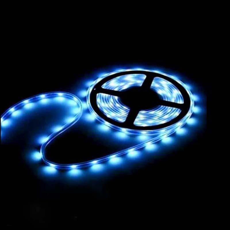 LED Strip Lights RGB Barevné Strip String Světla pro Vánoce / Dovolená Dekorace