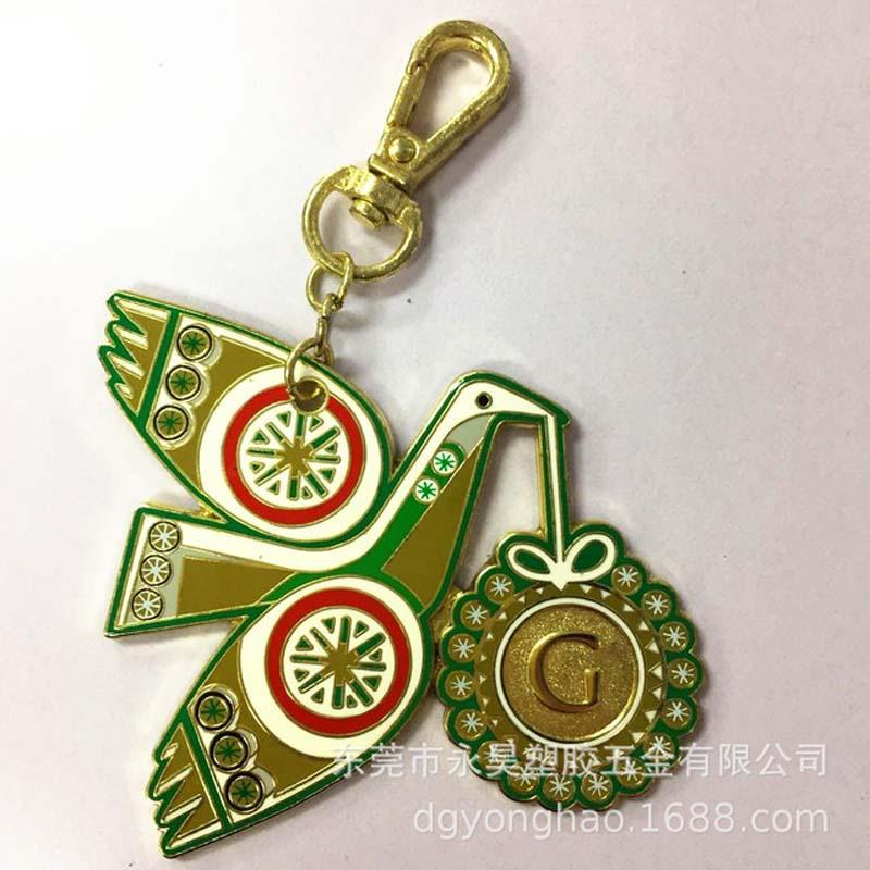 Řetěz na klíče P055