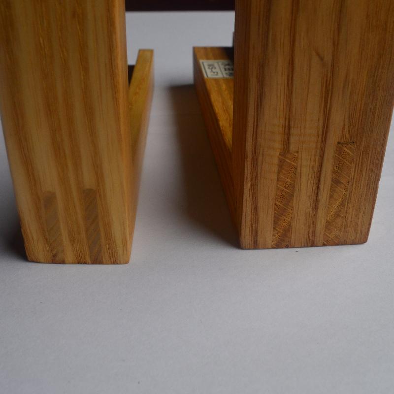 Fotorámeček z masivního dřeva (Fraxinus mandshurica Rupr)