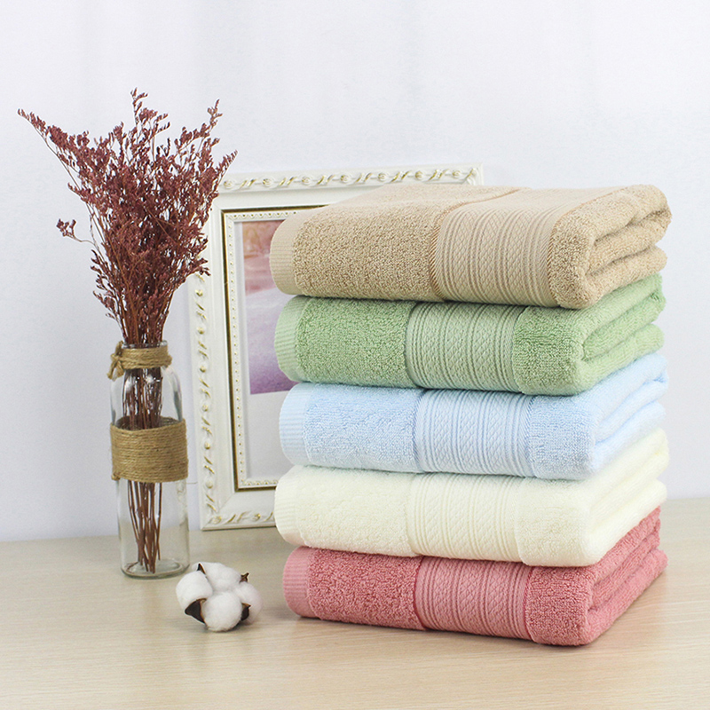 Vysoce kvalitní 100% bavlněná luxusní luxusní ručník
