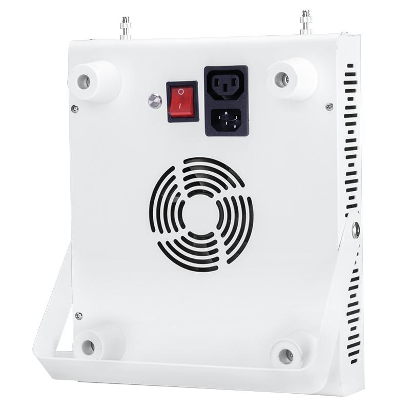 RD500 červená 660nm a blízká infračervená 850nm světelná zařízení pro domácí terapii světla, přenosné terapeutické světlo LED 500W pro úlevu od kůže a bolesti