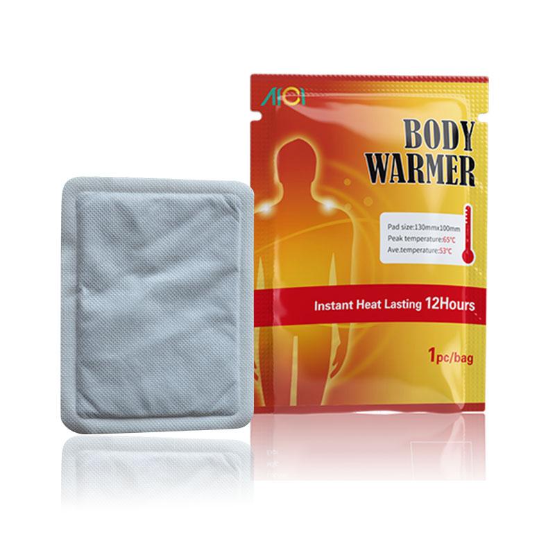 Oprava teplejšího těla