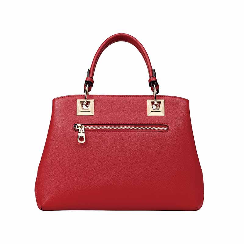 Nejprodávanější módní dámská PU kožená kabelka-HZLSHB008