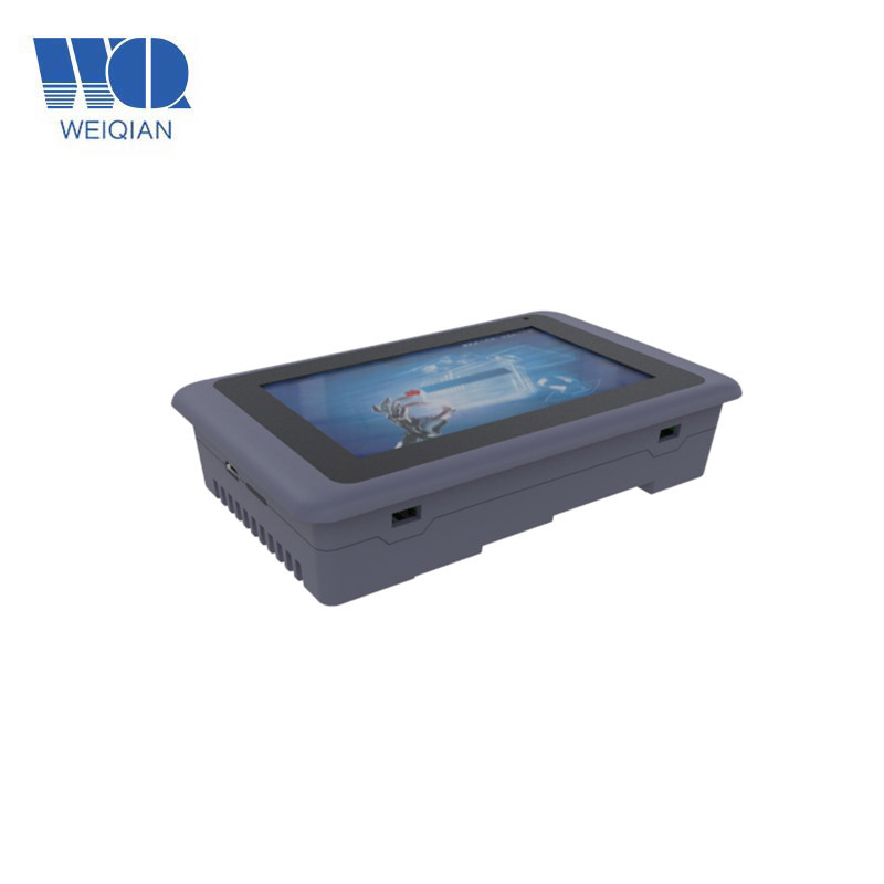 4,3 palcový dotykový displej průmyslový monitor WinCE průmyslový počítač
