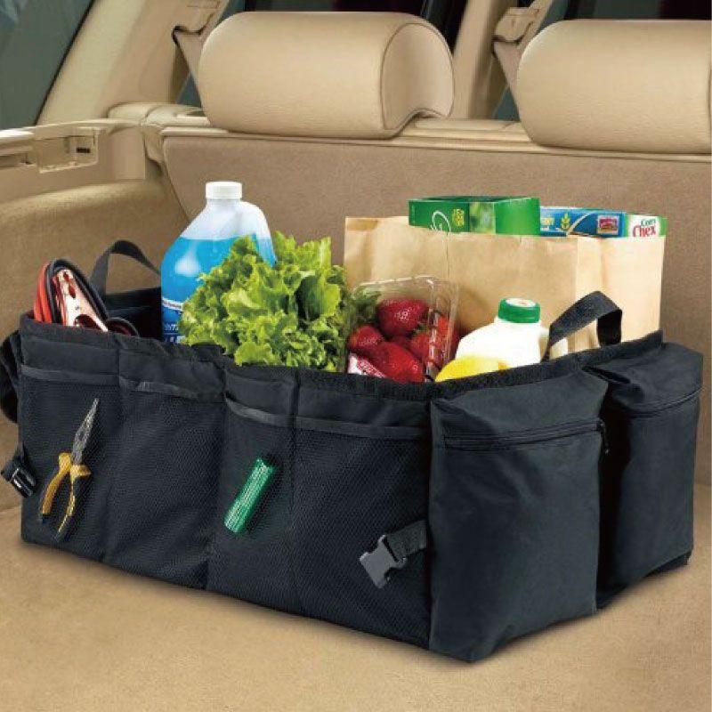 Skládací taška na auto