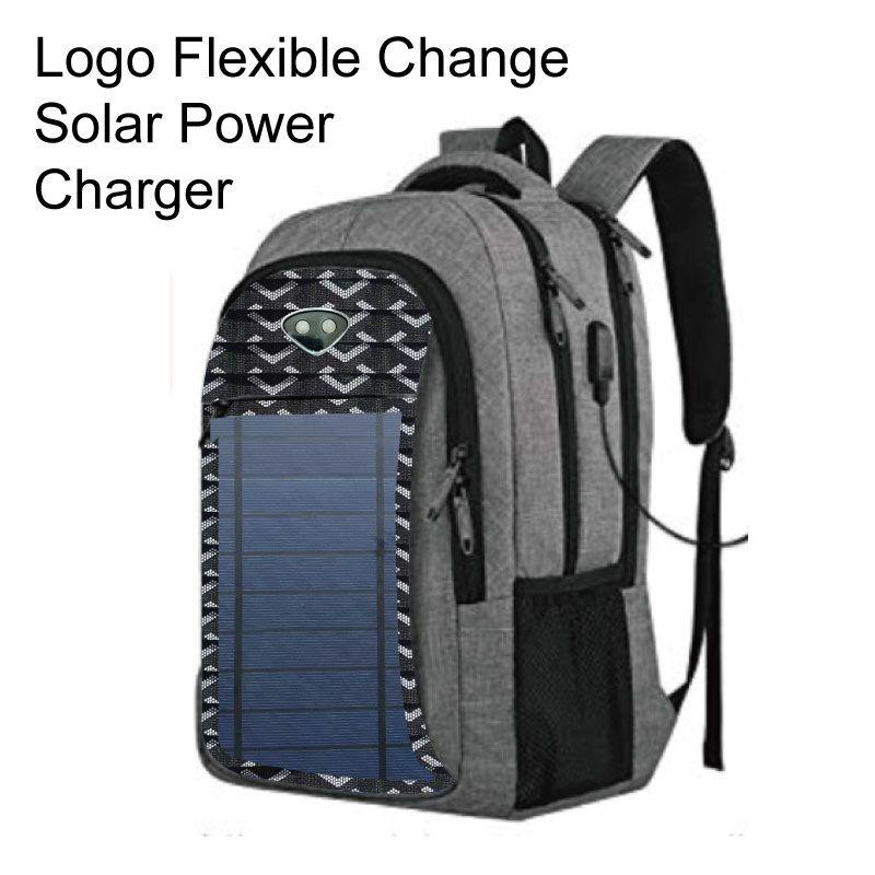 Solární batoh pro muže