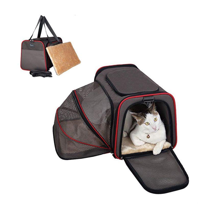 Letecká taška Schválená přepravou zvířat