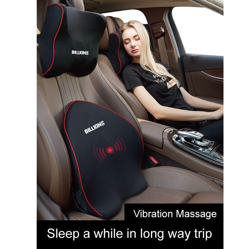Cushion v autě
