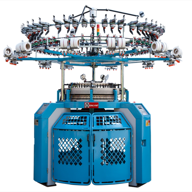 Making Underwear Garment Price of Circular Knitting Machine