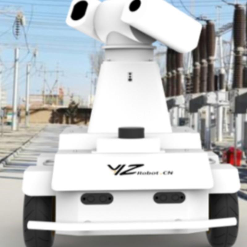 venkovní hlídkový robot