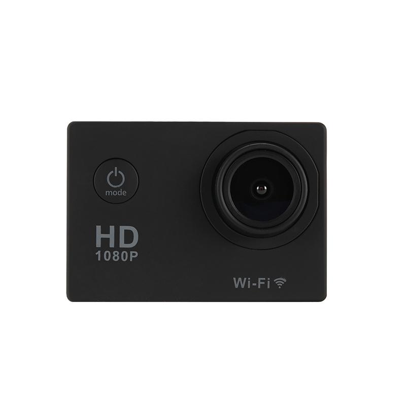 Přenosná akční kamera Wifi FHD DX1