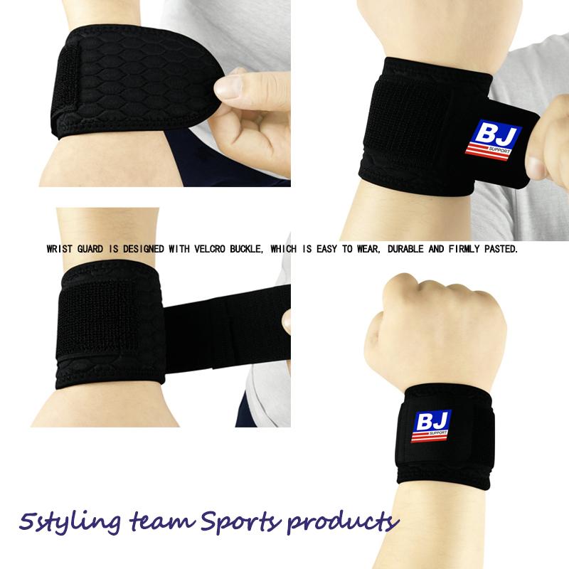Potápěčské pásky kompresní zápěstí popruh basketbal sport ochrana zápěstí dechově kompresní továrna přímý prodej lze přizpůsobit
