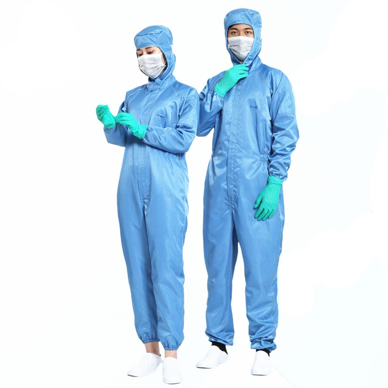 Biofarmaceutický izolační oděv