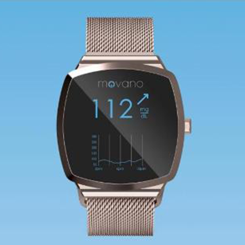 Toto chytré hodinky by mohly změnit životy lidí s diabetem
