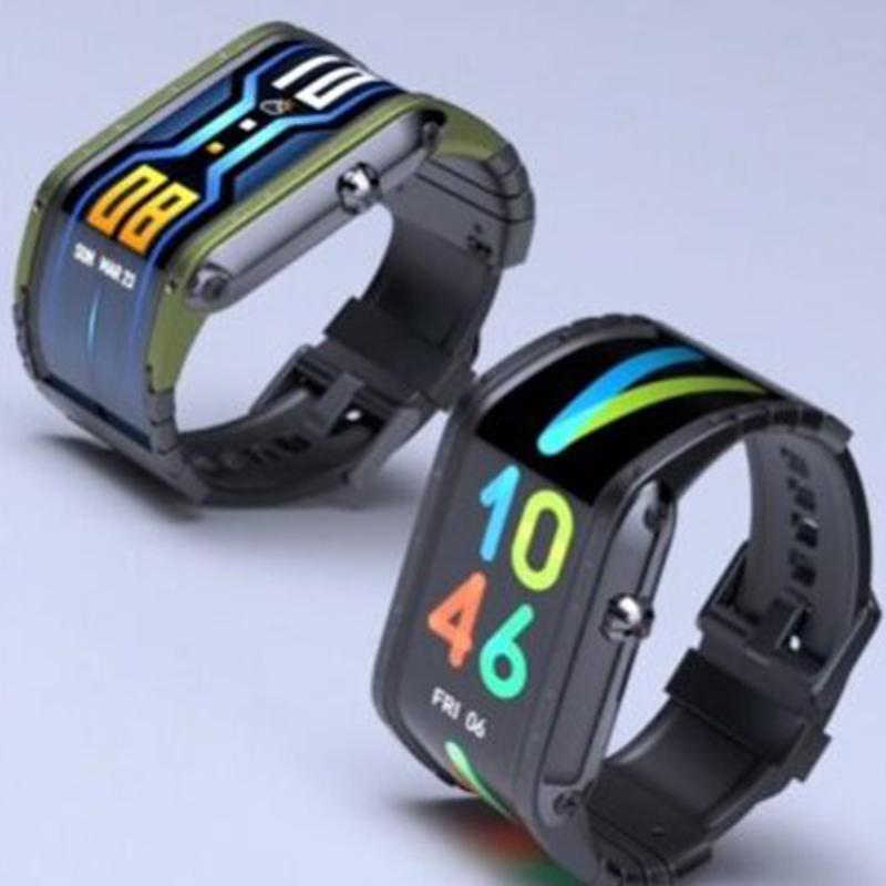 Smart Watch pokrývá vaše zápěstí: Nubia Watch