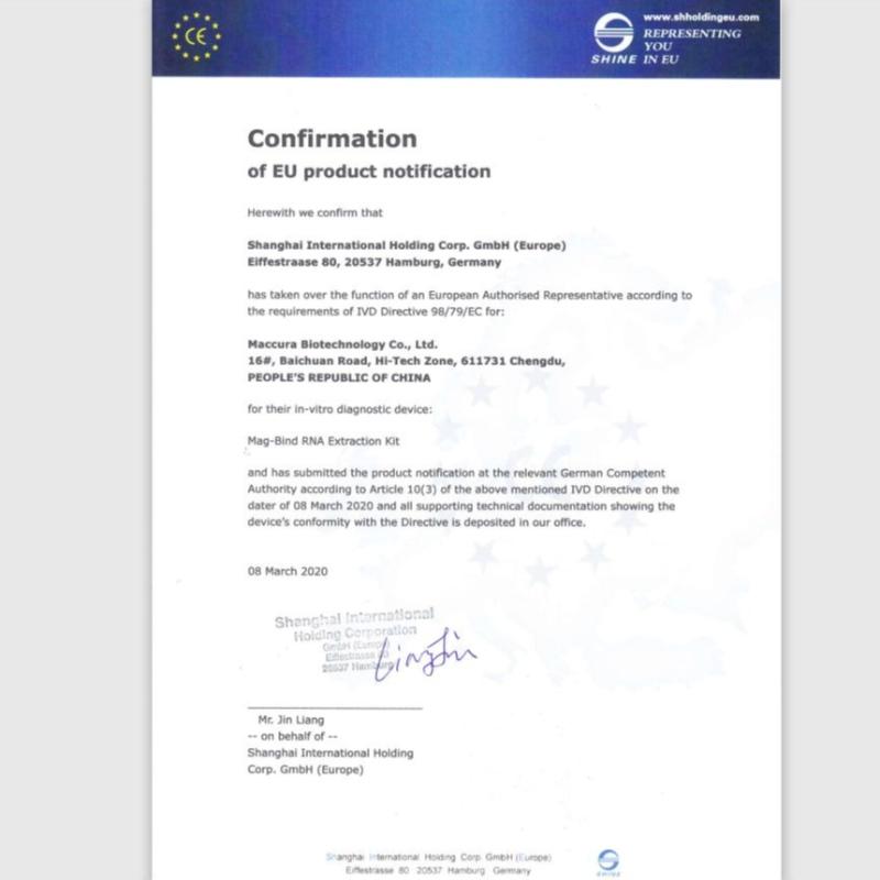 Souprava SARS-CoV-2 Fluorescent PCR