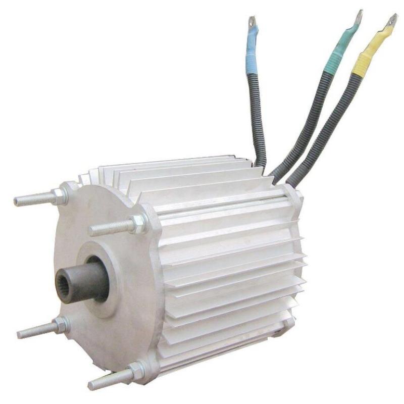 Vliv materiálu na výkon stejnosměrného motoru bez kartáčů